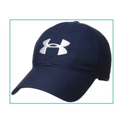 Under Armour Men's Golf Chino 2.0 Cap, Academy (408)/White, One Size Fits All【並行輸入品】
