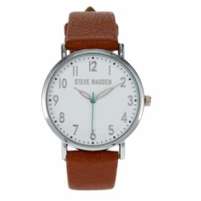 スティーブ マデン メンズ 腕時計 アクセサリー Watch - SMW508 Brown