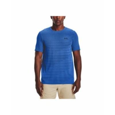 アンダーアーマー メンズ シャツ トップス Men's Seamless Fade T-Shirt Black