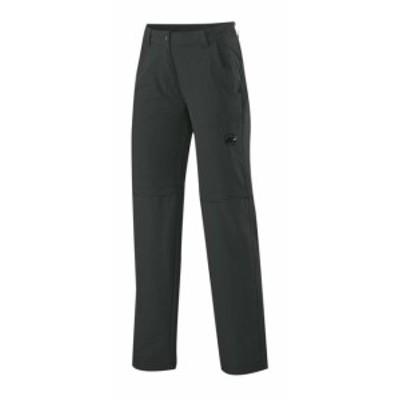mammut マムート アウトドア 女性用ウェア ズボン mammut hiking-zip-off-pants-short