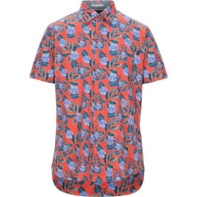 テッドベーカー TED BAKER メンズ シャツ トップス Patterned Shirt Red
