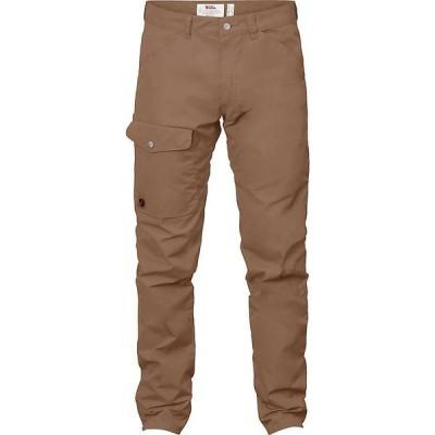 フェールラーベン Fjallraven メンズ ハイキング・登山 ジーンズ・デニム ボトムス・パンツ Greenland Jeans Dark Sand