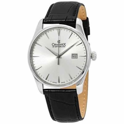 シャルメックス 腕時計 Charmex Silver Dial メンズ Watch 2945