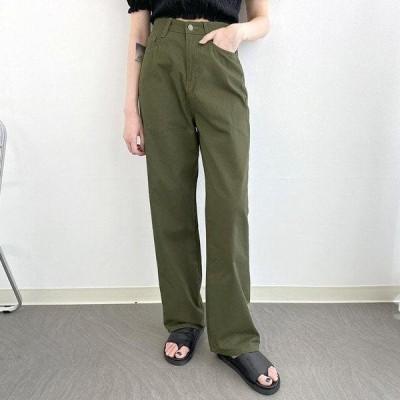 VANILLAMILK レディース パンツ Mood Cotton Wide Pants 3 Color