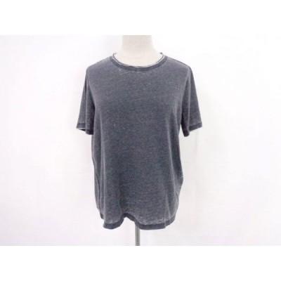 新品 未使用 オンリー ONLY Tシャツ 半袖カットソー M グレー レディース
