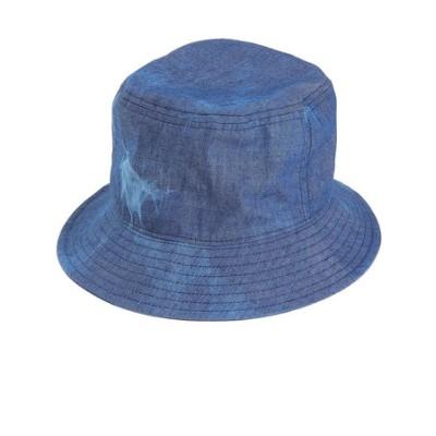 クール(COOL)帽子 登山 トレッキング デニムブリーチバケットTNVY CRA822TNVY