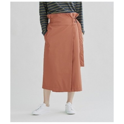 スカート パフォーマンスナイロン ラップスカート