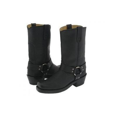 Durango デュランゴ レディース 女性用 シューズ 靴 ブーツ ライダーブーツ RD510 - Black Smooth Leather