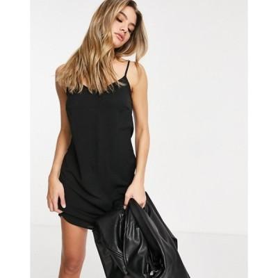 ラブアンドアザーシングス レディース ワンピース トップス Love & Other Things cami dress in black