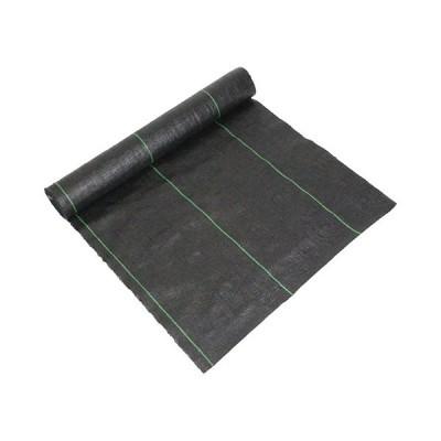 セフティ−3:高密度防草シート 玄 0.5MX10M