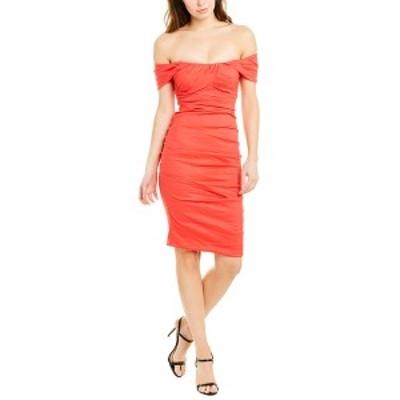 ニコルミラー レディース ワンピース トップス Nicole Miller Mini Dress watermelon