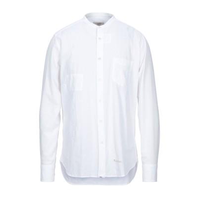 TINTORIA MATTEI 954 シャツ ホワイト 41 コットン 100% シャツ