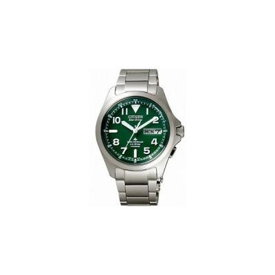CITIZEN シチズン PROMASTER プロマスター エコ・ドライブ 電波時計  PMD56-2951 メンズ腕時計