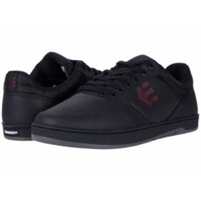 Etnies エトニーズ メンズ 男性用 シューズ 靴 スニーカー 運動靴 Marana CRANK Black/Red【送料無料】