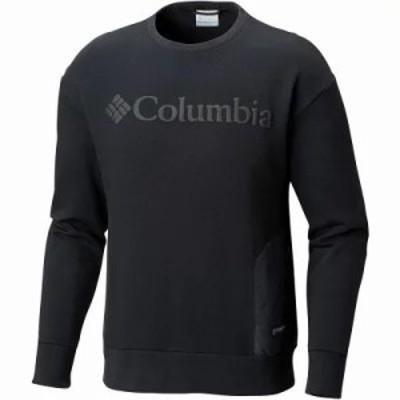 コロンビア スウェット・トレーナー Bugasweat Crew Sweatshirt Black