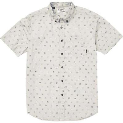 ビラボン メンズ シャツ トップス Billabong Men's Sundays Mini SS Shirt