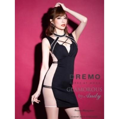 GLAMOROUS ドレス GMS-V536 ワンピース ミニドレス Andyドレス グラマラスドレス クラブ キャバ ドレス パーティードレス GLAMOROUS D-SE