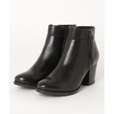 chumchum / MODE KAORI/デザインブショートブーツ WOMEN シューズ > ブーツ