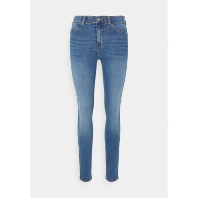 ドクター デニム デニムパンツ レディース ボトムス PLENTY - Jeans Skinny Fit - storm mid blue