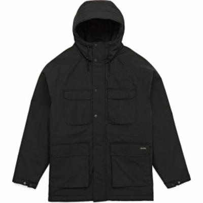 ボルコム Volcom メンズ ジャケット アウター renton winter jacket Black