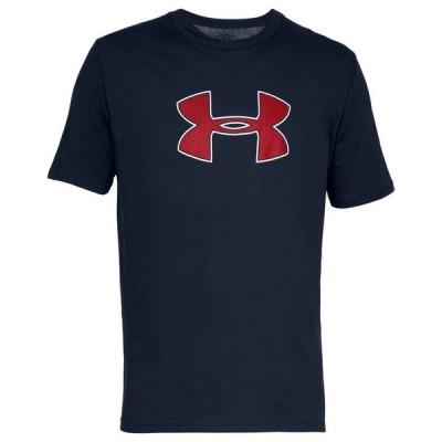 アンダーアーマー メンズ Tシャツ トップス Men's Big-Logo T-Shirt