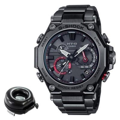 (丸型時計ケース付)カシオ CASIO 腕時計 MTG-B2000BDE-1AJR Gショック G-SHOCK メンズ MT-G Bluetooth搭載 電波ソーラー コンポジットバンド(国内正規品)