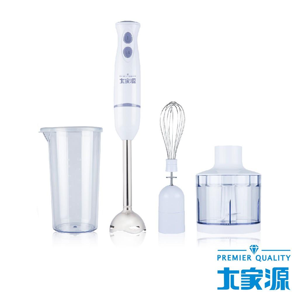 大家源 多功能料理調理棒/料理機/料理棒-全配 TCY-6706