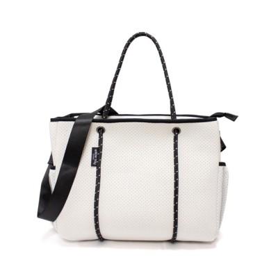 M.R'+@ / 【Willow Bay/ウィローベイ】大容量 ネオプレーン マザーバッグ トートバッグ WOMEN バッグ > トートバッグ
