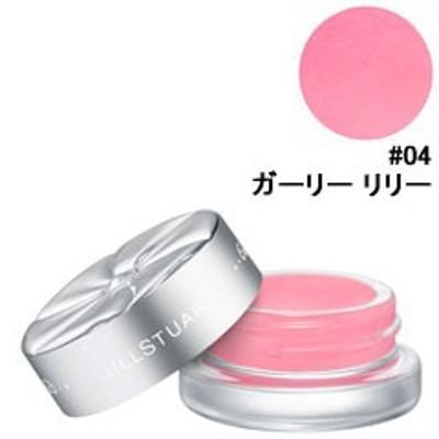 ジルスチュアート JILLSTUART チーク&アイブロッサム #04 ガーリー リリー 4g 化粧品 コスメ