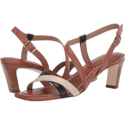 ベルナルド Bernardo レディース サンダル・ミュール シューズ・靴 Charlotte Eggshell/Black/Luggage Antique Calf
