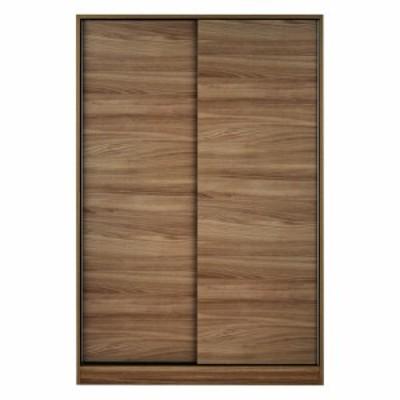 狭い場所でも収納たっぷり引き戸壁面収納シリーズ 収納庫 扉タイプ 幅120cm 533403