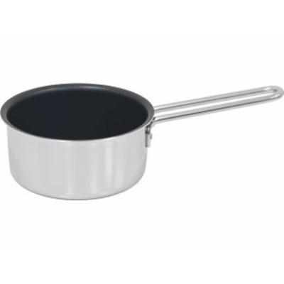 ウルシヤマ金属/IH-デュオ ミルクパン 14cm