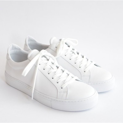 GARMENT PROJECT(ガーメントプロジェクト) TYPE-WHITE LEATHER (White)