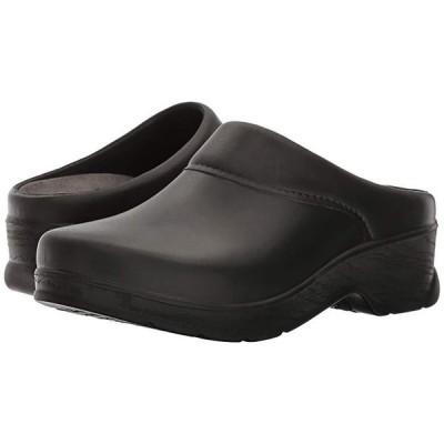 Klogs Footwear Abilene レディース クロッグ ミュール Black