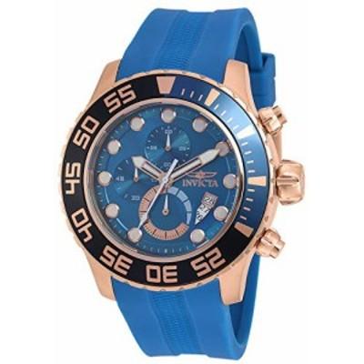 腕時計 インヴィクタ インビクタ Invicta Men's Pro Diver Stainless Steel Quartz Watch with Polyure