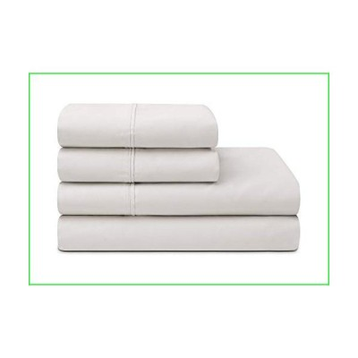 Sleepletics Celliant Performance Bed Sheets, Luxury Style, Soft, Breathable, Cool, Wrinkle & Fade Resistant, Promotes Better Sleep (Light Gr