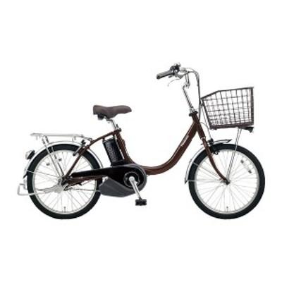 PANASONIC BE-ELL032-T チョコブラウン ビビ・L・20 [電動アシスト自転車(20インチ・内装3段)]