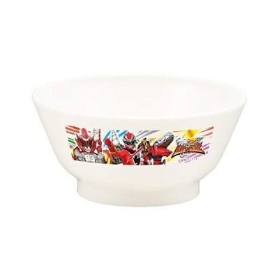 小森樹脂 茶碗 騎士竜戦隊 リュウソウジャー ホワイト Φ10.1×4.8cm 容量:200ml 日本製