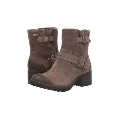 Comfortiva コンフォーティヴァ レディース 女性用 シューズ 靴 ブーツ アンクルブーツ ショート Barron - Taupe Cow Suede
