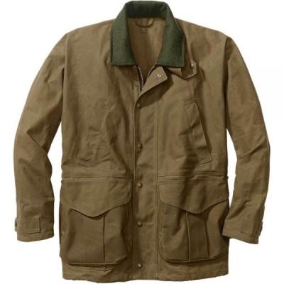 フィルソン Filson メンズ ジャケット フィールドジャケット アウター Tin Cloth Field Jacket Dark Tan