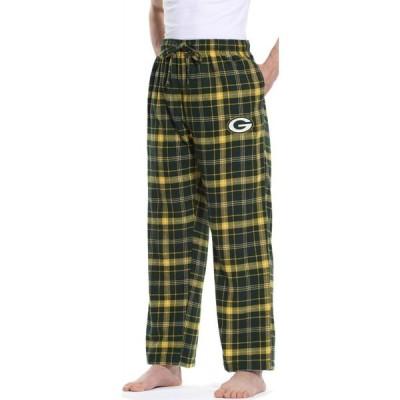 コンセプト スポーツ Concepts Sport メンズ ボトムス・パンツ Green Bay Packers Ultimate Flannel Pants