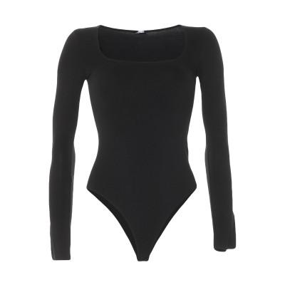 MARCIANO T シャツ ブラック XS レーヨン 95% / ポリウレタン 5% T シャツ