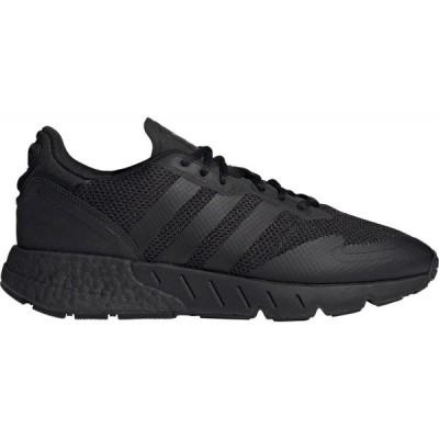 アディダス adidas メンズ スニーカー シューズ・靴 Originals ZX 1K Boost Shoes Black/Core Black/Black