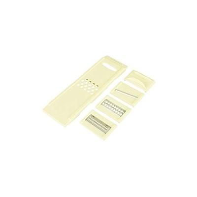 貝印 kai 調理器 セット カセット 式 スライサー ・ 千切り 器 ・ ツマ 切り器 ・ 大根おろし 器 Cookfile DH-229