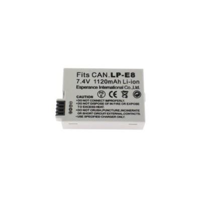 CANONキャノン LP-E8対応互換バッテリー