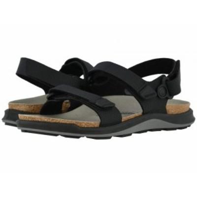 Birkenstock ビルケンシュトック レディース 女性用 シューズ 靴 サンダル Kalahari Futura Black Birko-Flor(TM)【送料無料】