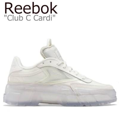 リーボック スニーカー REEBOK メンズ レディース Club C Cardi クラブシー カーディ WHITE ホワイト H01012 シューズ