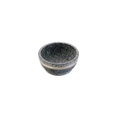 長水 石焼ピビンバ器 補強付き YS-0121B 21cm QPB01121