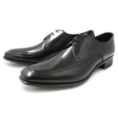 リーガル 靴 メンズ ビジネスシューズ Uチップ 本革 REGAL 727R 〔ブラック〕