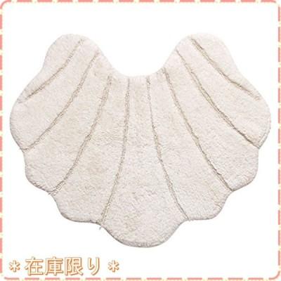 コットン製 シェル トイレマット (マット単品)